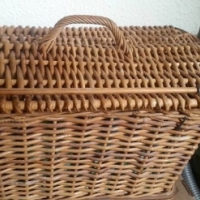 Old basket in top condition.