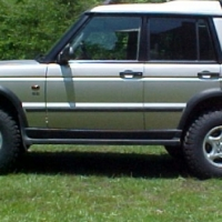 Land Rover DiscoveryTD5