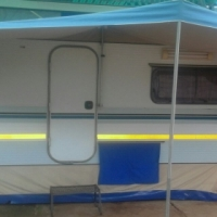 Sprite swift caravan / karavaan