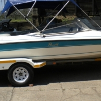 Panache 1850SL Boat with Yamaha 200HP V-Max Motor for sale  Pinetown