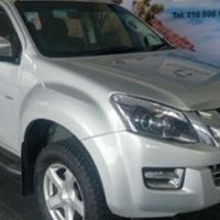 Isuzu KB 300D Teq double cab 4x4 LX auto