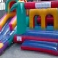 Jumping castles and kids party planning