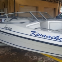 200hp Yamaha V6 Boat for sale  South Africa