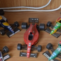 Formula One car collection