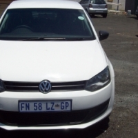 VW Polo 6 1.4 2011 Model,5 Doors factory A/C And C/D Player