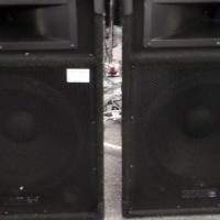 """Dixon Speakers 15"""""""
