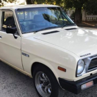 1981 datsun 1400