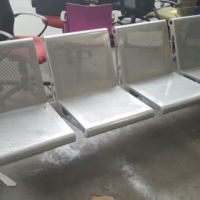 Visitor Chairs Metal for Waiting Areas