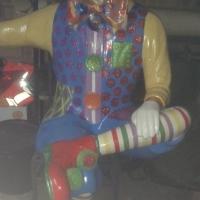 Clown prop