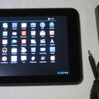 Toshiba 10-inch 16gb  WiFi Android Tablet CES