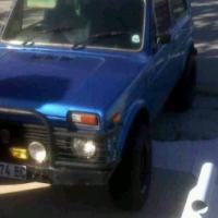 Lada 4x4, 1.7 petrol. 1996