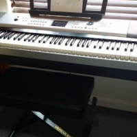 Yamaha Grand Piano DGX 520 88-key for sale  Pretoria North