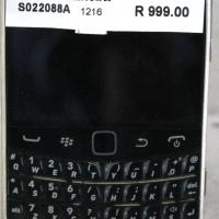 Blackberry 9900 Cellphone S022088A #Rosettenvillepawnshop