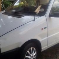 2007 Fiat Uno Panel Van