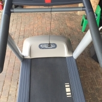 3x technogym excite treadmills and life fitness treadmills for sale