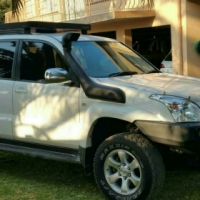 2005 TOYOTA LAND CRUISER PRADO 4.0 V6 4X4 AUTOMATIC FOR SALE