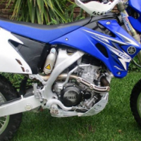 2010 WR250F