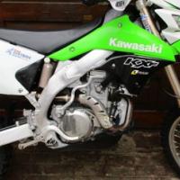 2010 KLX450R