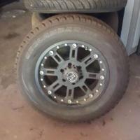 Rims/Tyres