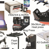 Business Start-Up Printing Machines