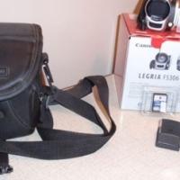 Canon legeria FS306
