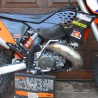 2010 KTM300 XCW