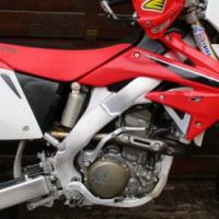 2008 CRF250X