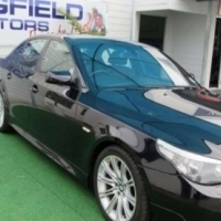BMW 5 Series A/T (E60)