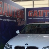 BMW 3 Series 320d Exclusive steptronic e90