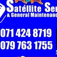 Satellite Dish / Decoder/ TV Installations and General Maintenance Work