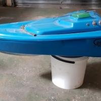 Corando baitboat