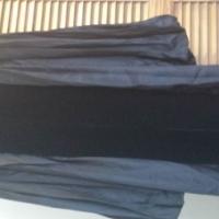 Black Graduation/Ordination Gown for sale