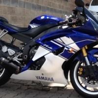 Yamaha R6, 2010