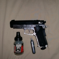 Gas Gun for sale!