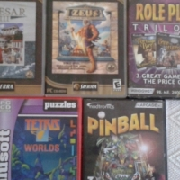 Used PC Games.