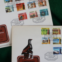 Zimbabwe Stamps First Day Issues