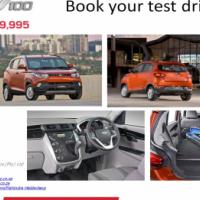 Mahindra KUV100 - The Young SUV