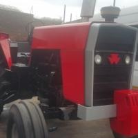 1105 tractor  massey ferguson