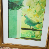 Bird Painting/Print