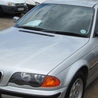 2004 BMW 318 i E46 Auto