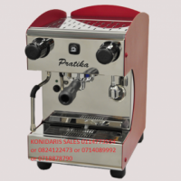 Teknica PRATIKA 1GS ESPRESSO B/NEW in BOX