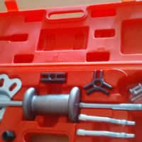 Vehicle dent puller