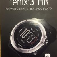 Garmin Fenix 3 HR - Brand New.