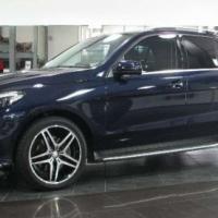 Mercedes Benz GLE