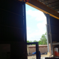 1000SQM WAREHOUSE WITH OVERHEAD CRANE!! massive yard, corporate offices