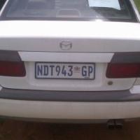mazda 626 2l 16v sell or swop