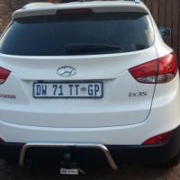 Hyundai IX 35 2.0 GLS Executive