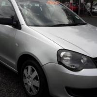 VW Polo Vivo1.4. 2011, FINANCE & TRADE-IN'S WELCOME, Silver, Km128526, Petrol, R89,900.