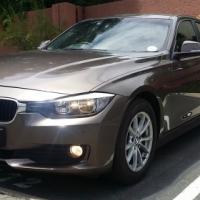 2012 BMW 320d F30 76000km.Steptronic.Still in Motor Plan till Oct.2018.