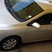 2012 Toyota Corolla Professional 1.3
